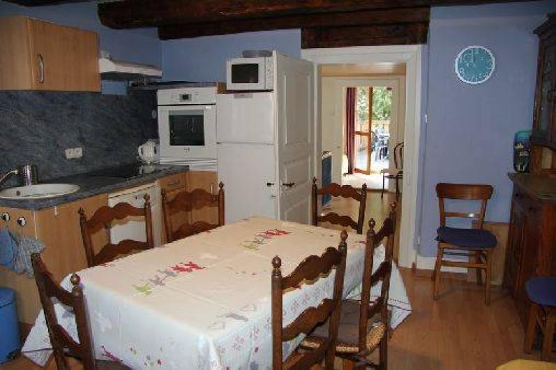Location de vacances - Gîte à Andlau