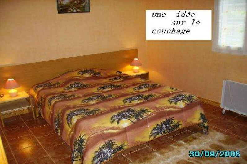 Location de vacances - Villa à Rouffilhac