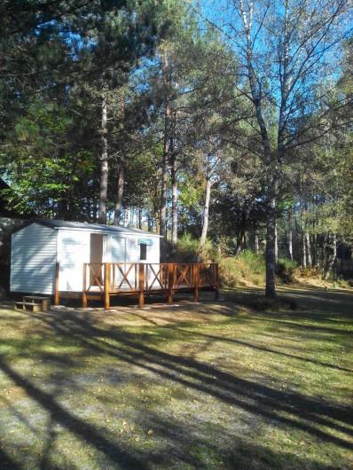 Location de vacances - Camping à Palisse - Bambi sans eau