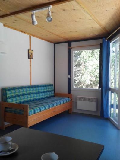 Location de vacances - Camping à Palisse - salon