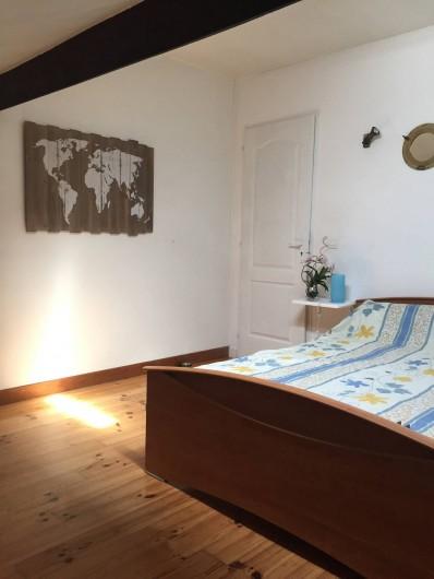 Location de vacances - Appartement à Tarnos - Chambre 1 pour les enfants