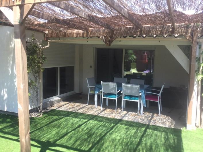 Location de vacances - Villa à Frontignan - Terrasse