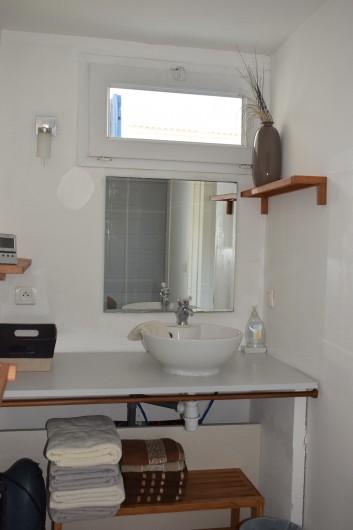 Location de vacances - Villa à Frontignan - 2 e salle d'eau