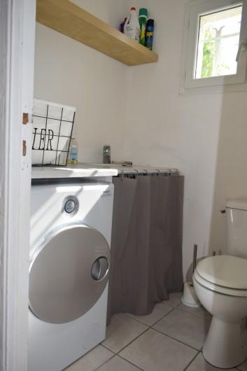 Location de vacances - Villa à Frontignan - Toilettes