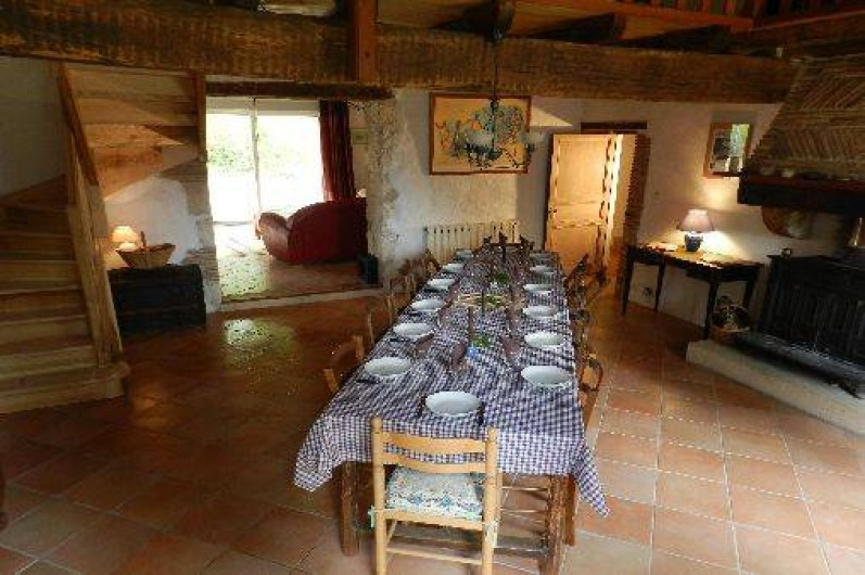 Location de vacances - Gîte à Saint-Antoine-de-Breuilh
