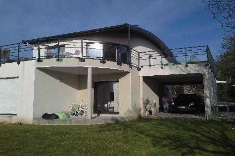 Location de vacances - Villa à Plougastel-Daoulas