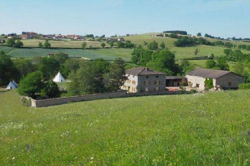 Location de vacances - Gîte à Saint-Victor-sur-Rhins
