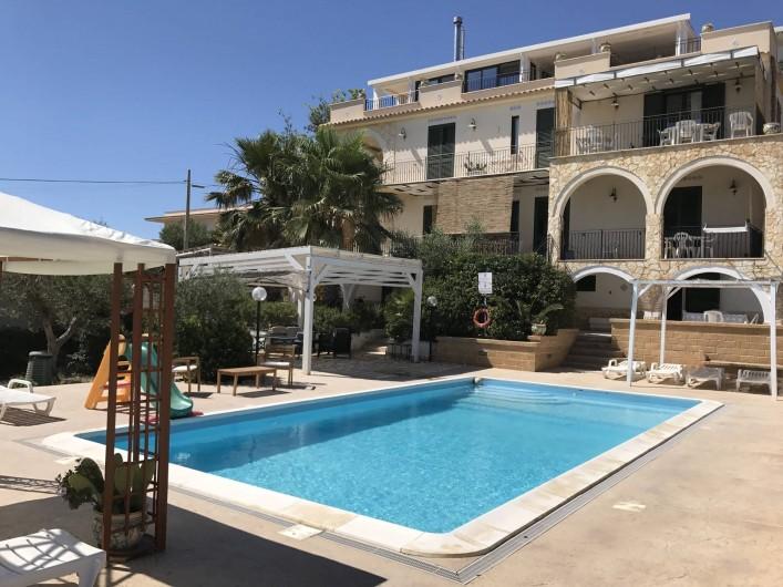 Location de vacances - Appartement à Castelvetrano