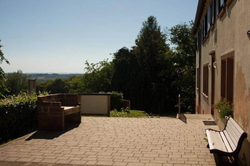 Location de vacances - Gîte à Gœrsdorf