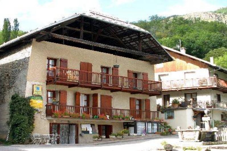 Location de vacances - Hôtel - Auberge à Freissinières