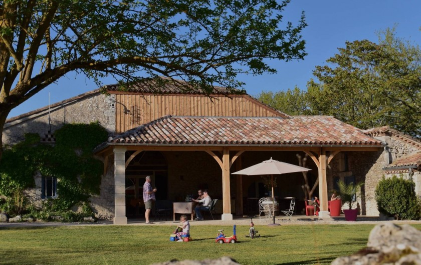 Location de vacances - Gîte à Monflanquin