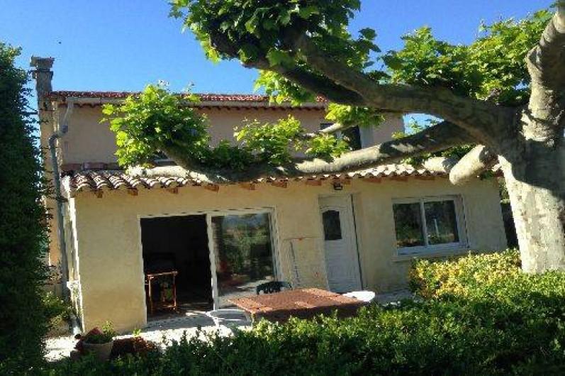 Location de vacances - Villa à Valréas