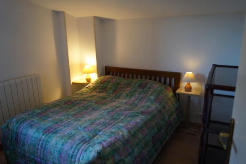 Location de vacances - Gîte à La Rochette - Chambre du gîte 3 pièces