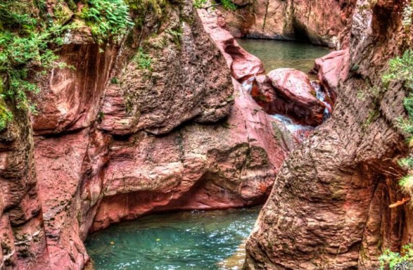 Location de vacances - Gîte à La Rochette - Gorges du Cians