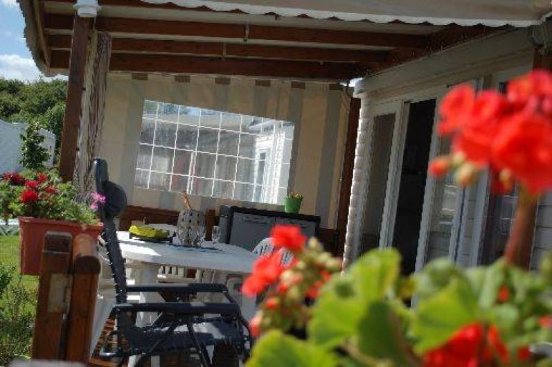 Mobil-Home À Litteau En Basse Normandie Village De Vacances 4