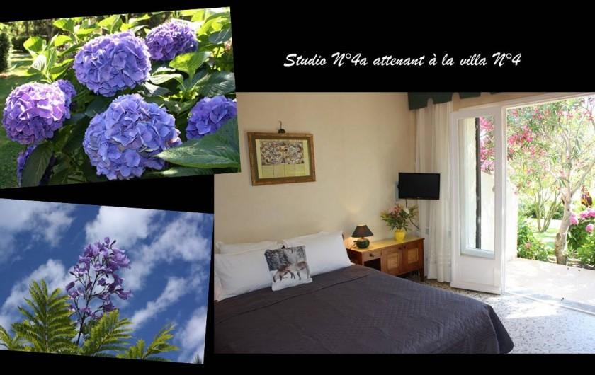 Location de vacances - Villa à Calvi