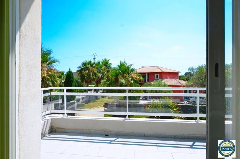 Location de vacances - Appartement à Santa-Lucia-di-Moriani - Une de nos vues...