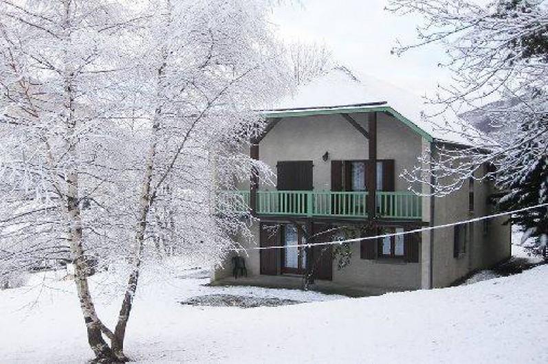Location de vacances - Chalet à Sainte-Marie de Campan