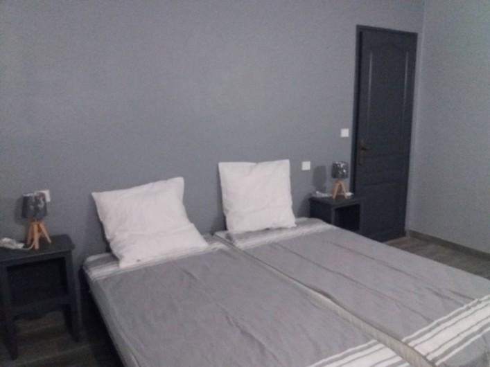Location de vacances - Villa à Bédoin - CHAMBRE 3