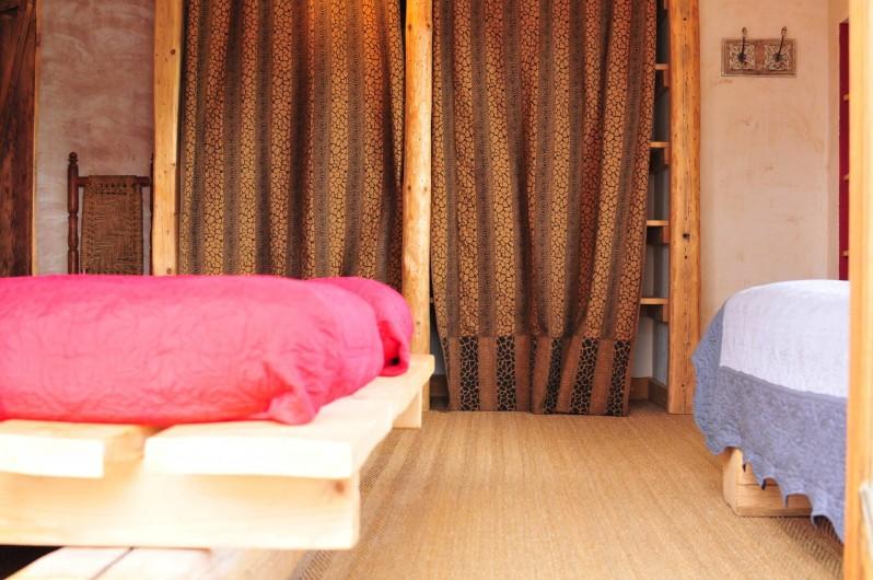 Location de vacances - Chalet à Albiez-Montrond - chambre 5