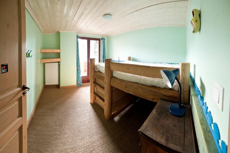 Location de vacances - Chalet à Albiez-Montrond - chambre 4  1er étage