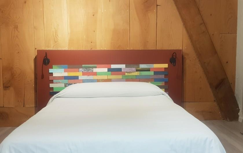 Location de vacances - Gîte à Laruns - Chambre double