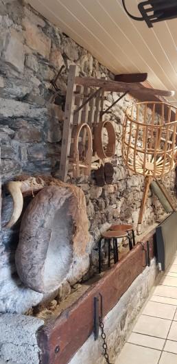 Location de vacances - Gîte à Laruns - Décoration ancienne