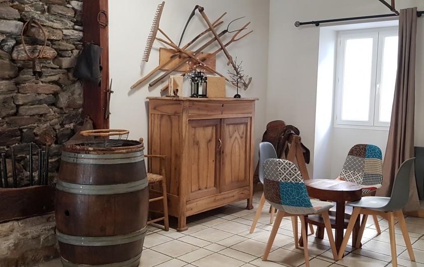Location de vacances - Gîte à Laruns - Petit salon