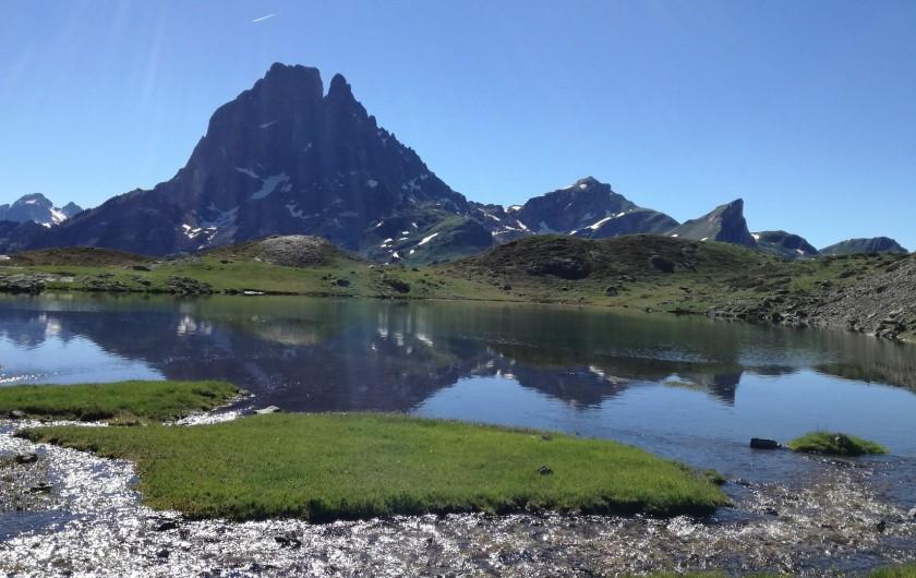 Location de vacances - Gîte à Laruns - Lac d'Ayous, Pic du Midi d'Ossau