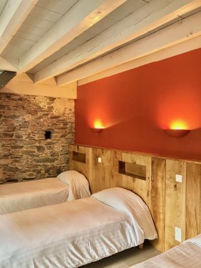 Location de vacances - Gîte à Laruns - Chambre