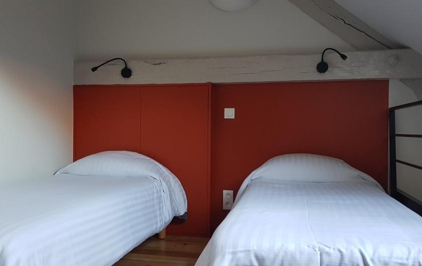 Location de vacances - Gîte à Laruns - Mezzanine