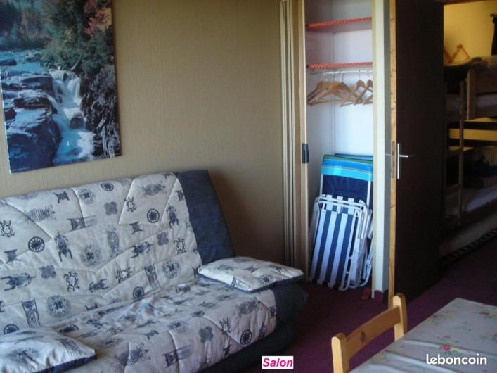 Location de vacances - Studio à Chaillol