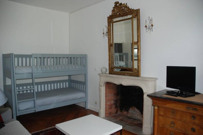 Location de vacances - Appartement à Tours - Chambre 2