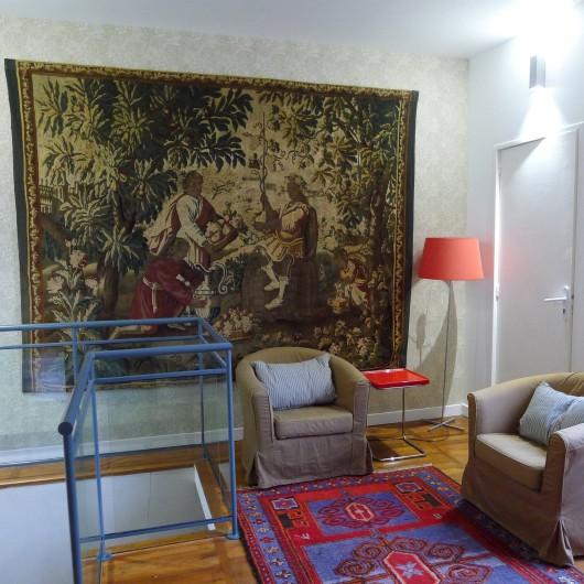 Location de vacances - Appartement à Tours - Rez-de-chaussée