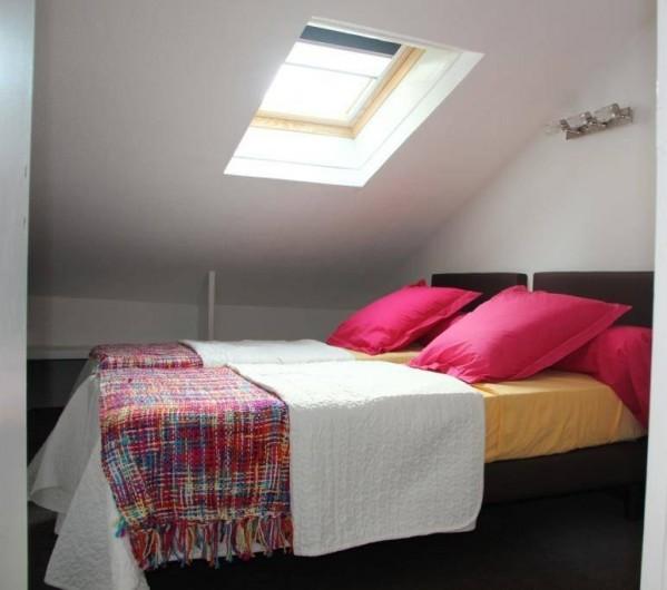 Location de vacances - Gîte à Albi - Chambre au deux lits en 90 cm