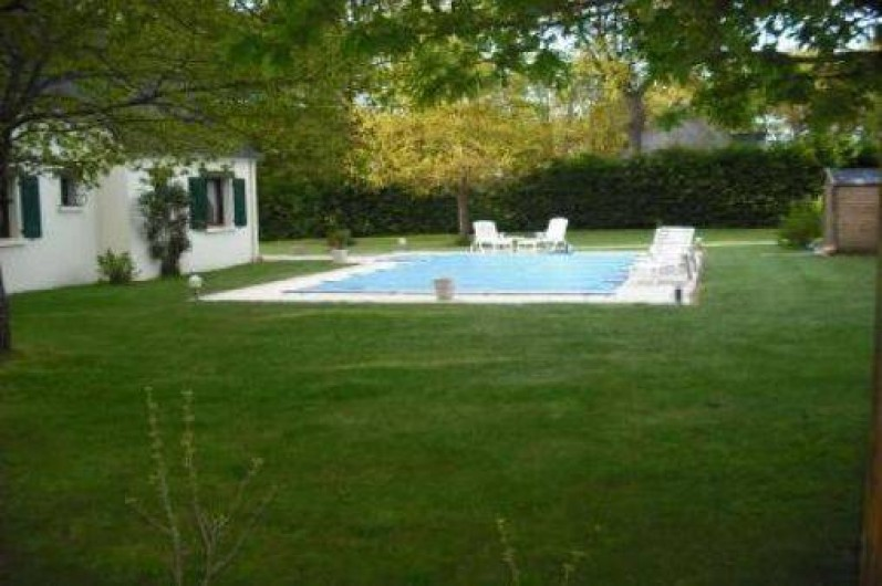 location maison gu rande en loire atlantique pays de la loire avec jardin et piscine france. Black Bedroom Furniture Sets. Home Design Ideas