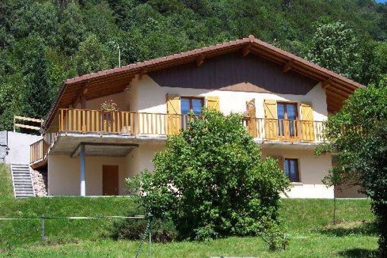 Fabulous location de vacances maison villa la bresse with for Achat maison vosges