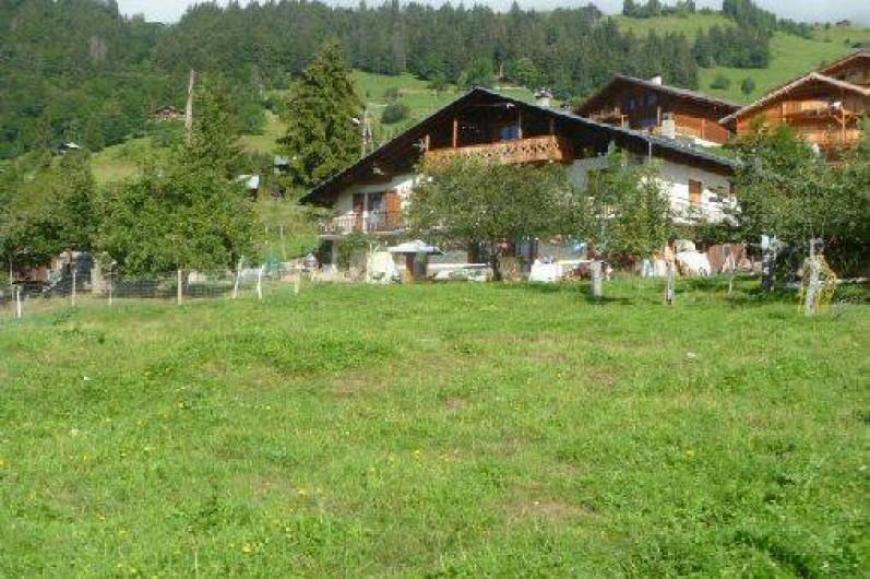 Location de vacances - Appartement à Hauteluce