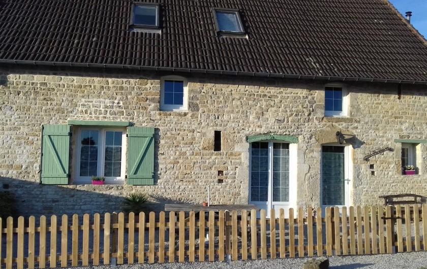 Location de vacances - Gîte à Picauville - La Bergerie