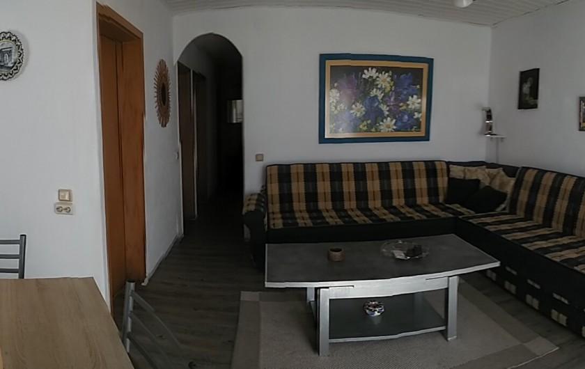 Location de vacances - Villa à Cambrils - corridor chambres