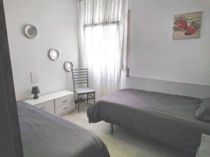 Location de vacances - Villa à Cambrils - chambre à 2lits N0 3