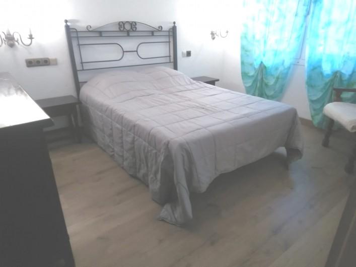 Location de vacances - Villa à Cambrils - chambre matrimoniale N0 1