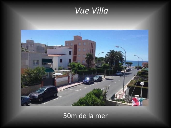 Location de vacances - Villa à Cambrils