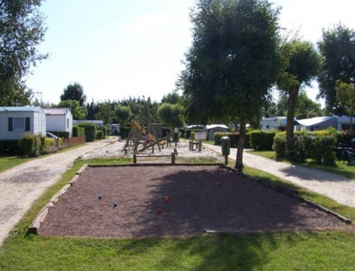 Location de vacances - Camping à Quend