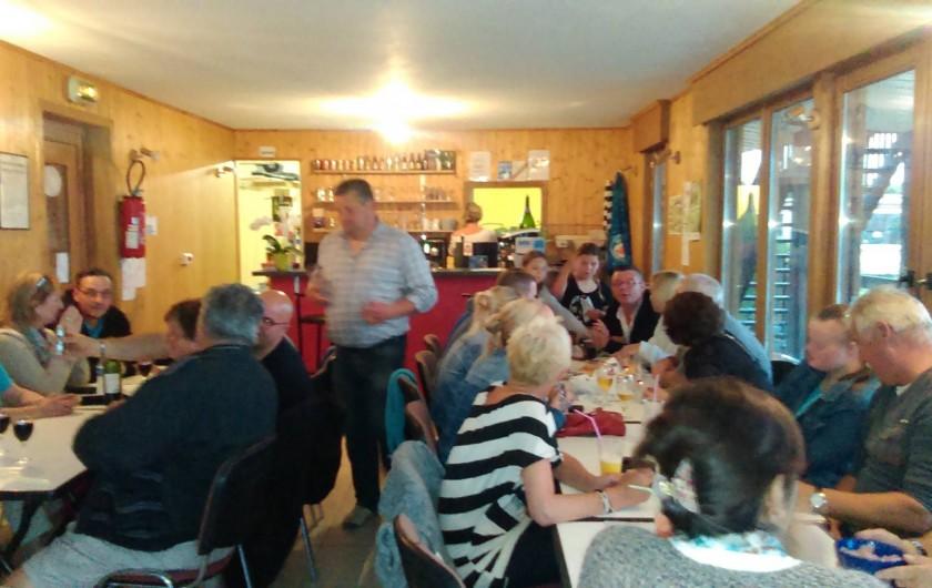 Location de vacances - Bungalow - Mobilhome à Zegerscappel - bar...