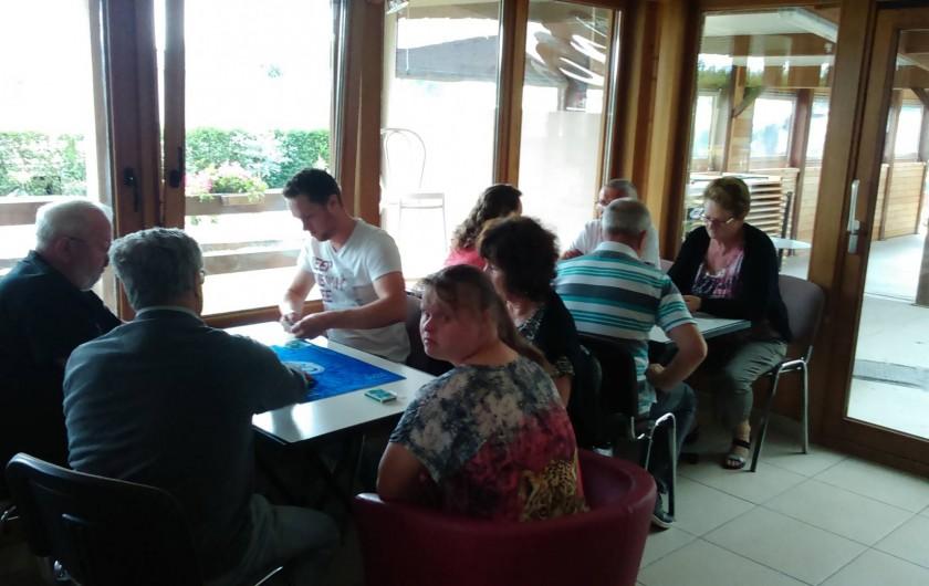 Location de vacances - Bungalow - Mobilhome à Zegerscappel - concours de cartes