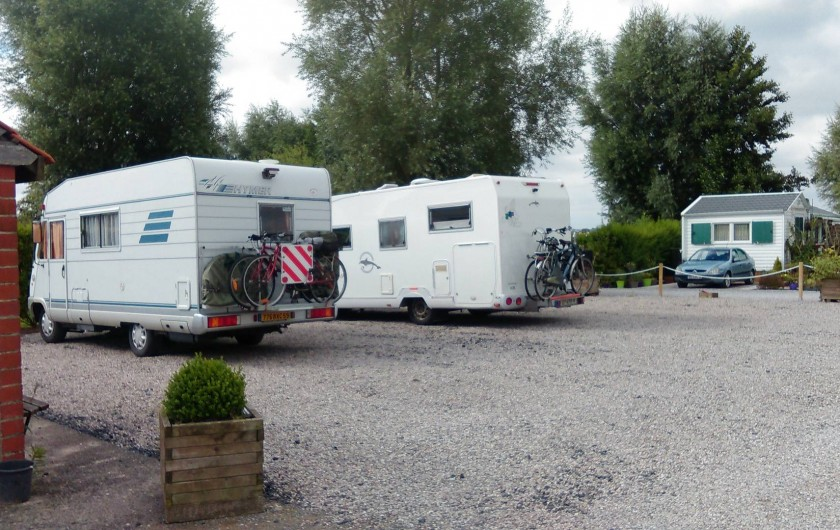 Location de vacances - Bungalow - Mobilhome à Zegerscappel - aire camping cars