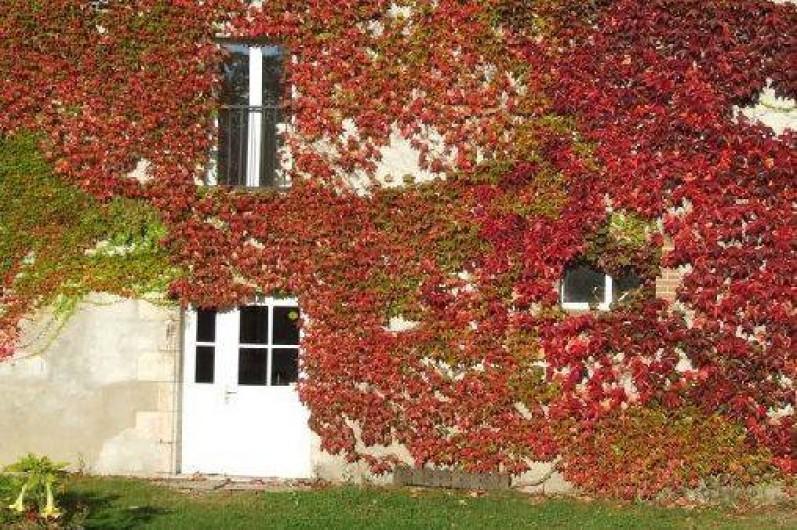 Location de vacances - Gîte à Ouzouer-sur-Trézée