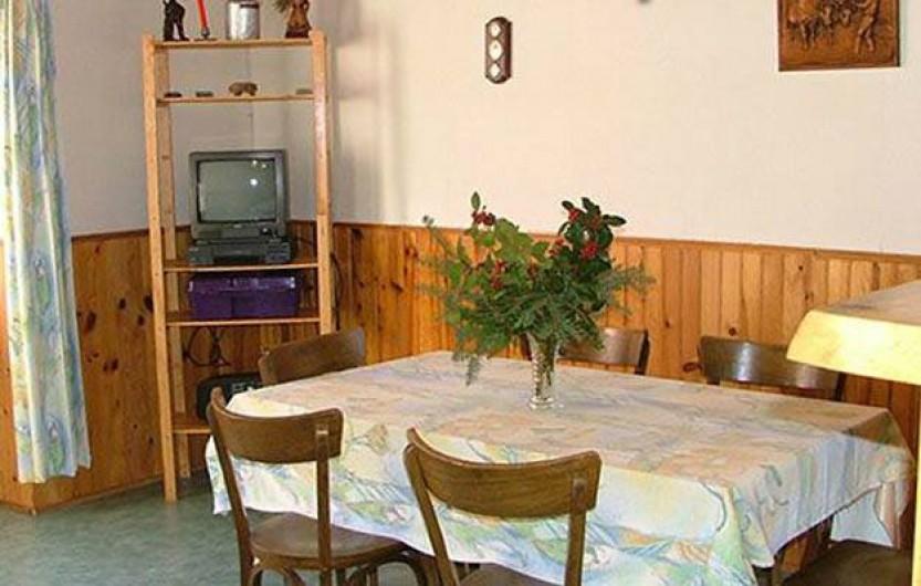 Location de vacances - Gîte à Bonlieu - Gîte n° 732