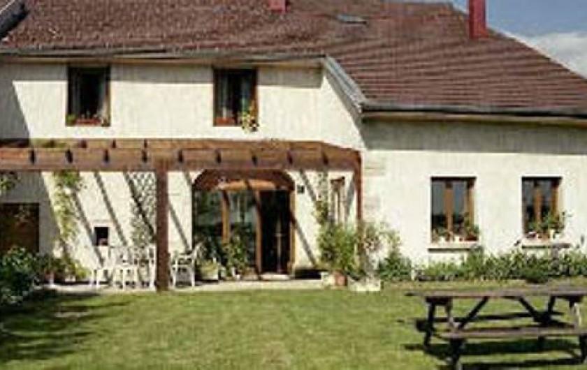 Location de vacances - Gîte à Bonlieu